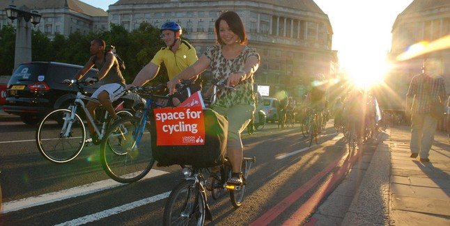 Your chance to improve cycling in Southwark