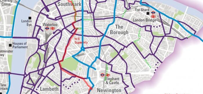 Central London Grid