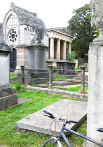 West Norwood Cemetery, Greek section
