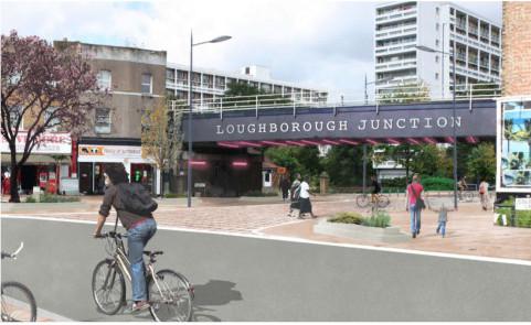 Loughborough Junction Revamp