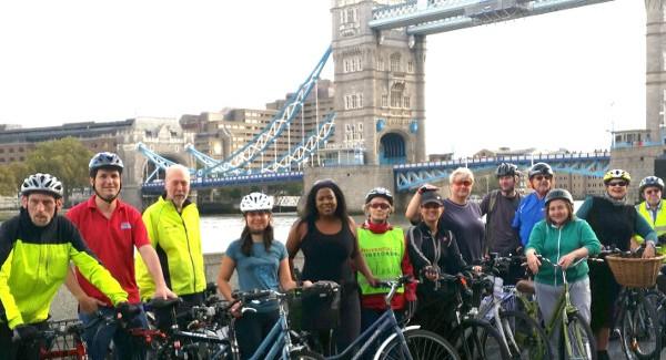 Ride Report – Healthy Ride +, 18 Oct 2014
