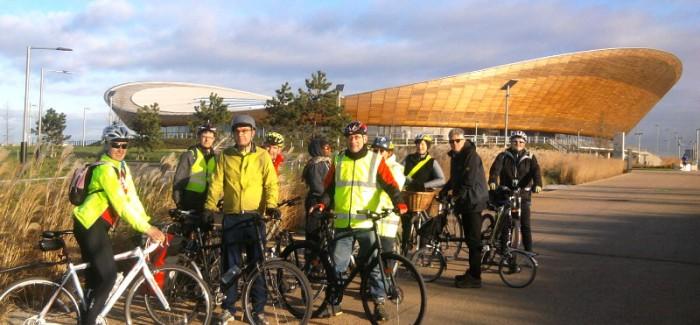 Healthy Ride + Ride Report, 20 Dec 2014
