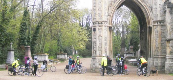 Healthy Ride Report – April 25th 2015