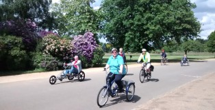 In Dulwich Park