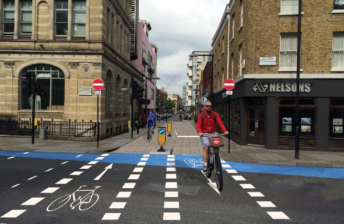 Jubilee Quietway – Blackfriars Rd to Tower Bridge Rd – Response to Consultation