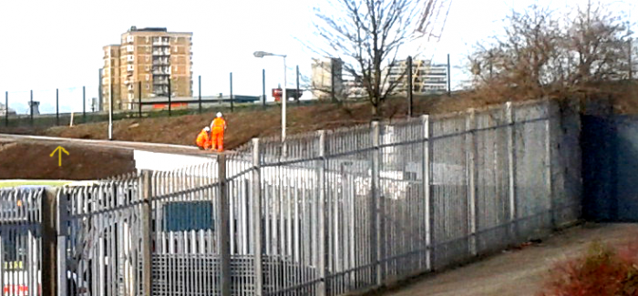 Millwall Path on Q1 now visible