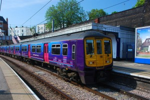 Bombardier -Thameslink route