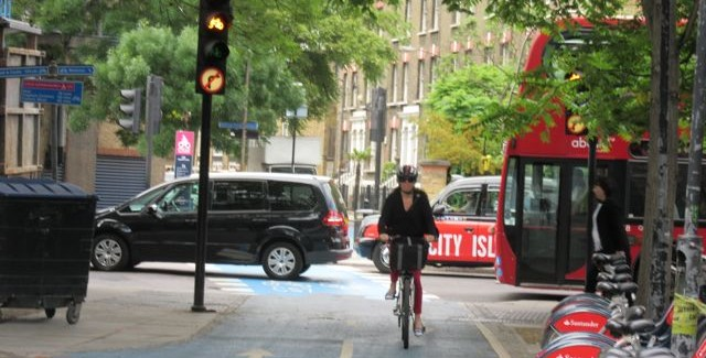 Cycling to work associated with major health benefits – new study