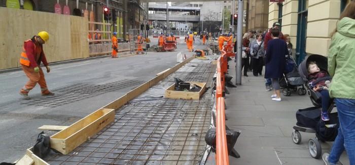 Tooley Street: Big changes at London Bridge Station