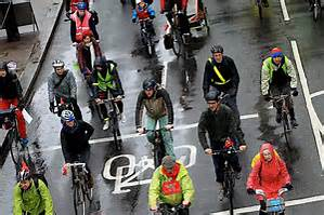 Active travel to work really is good for your health and well-being