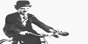 "Charlie Chaplin ""Rides again"" – Healthy Ride 25th Nov 2017"