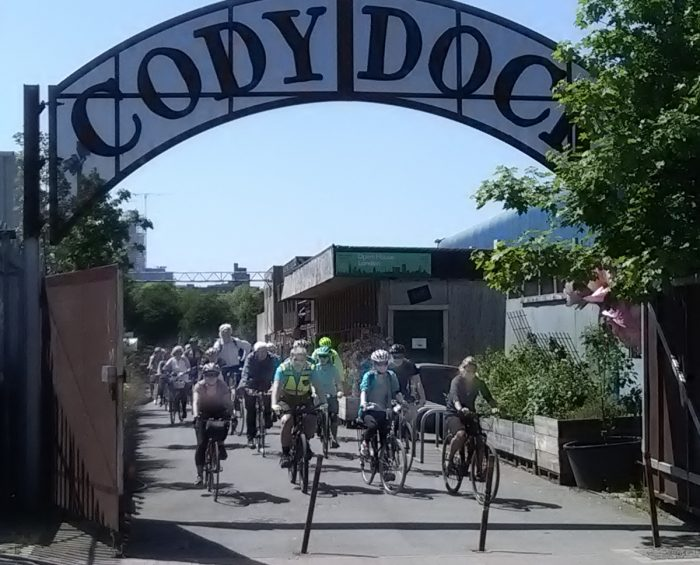 Cutty to Cody – Healthy Ride report, 19 May 2108
