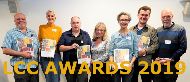 Top Awards for Southwark Cyclists at the LCC AGM